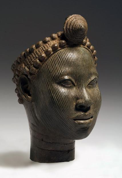 Starr Human In Ancient Ife Art