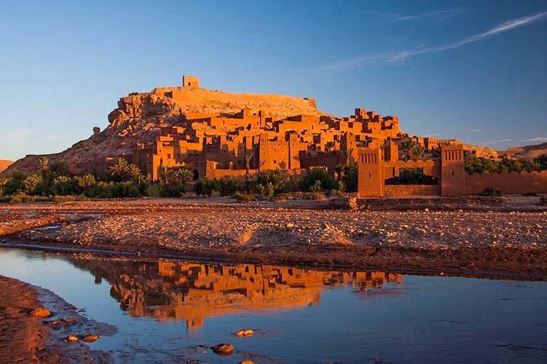 El ksar de Ait-Ben-Haddou | Marruecos