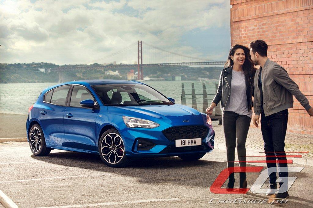 Ford Unveils Human Centered 2019 Focus Philippine Car News Car