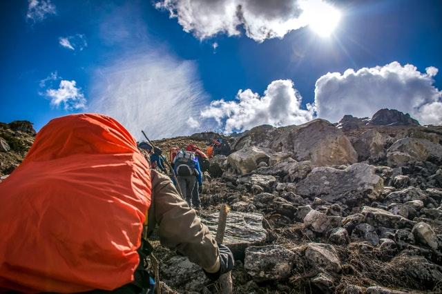 Filosofi Mendaki Gunung - Berbagi Tanggung Jawab