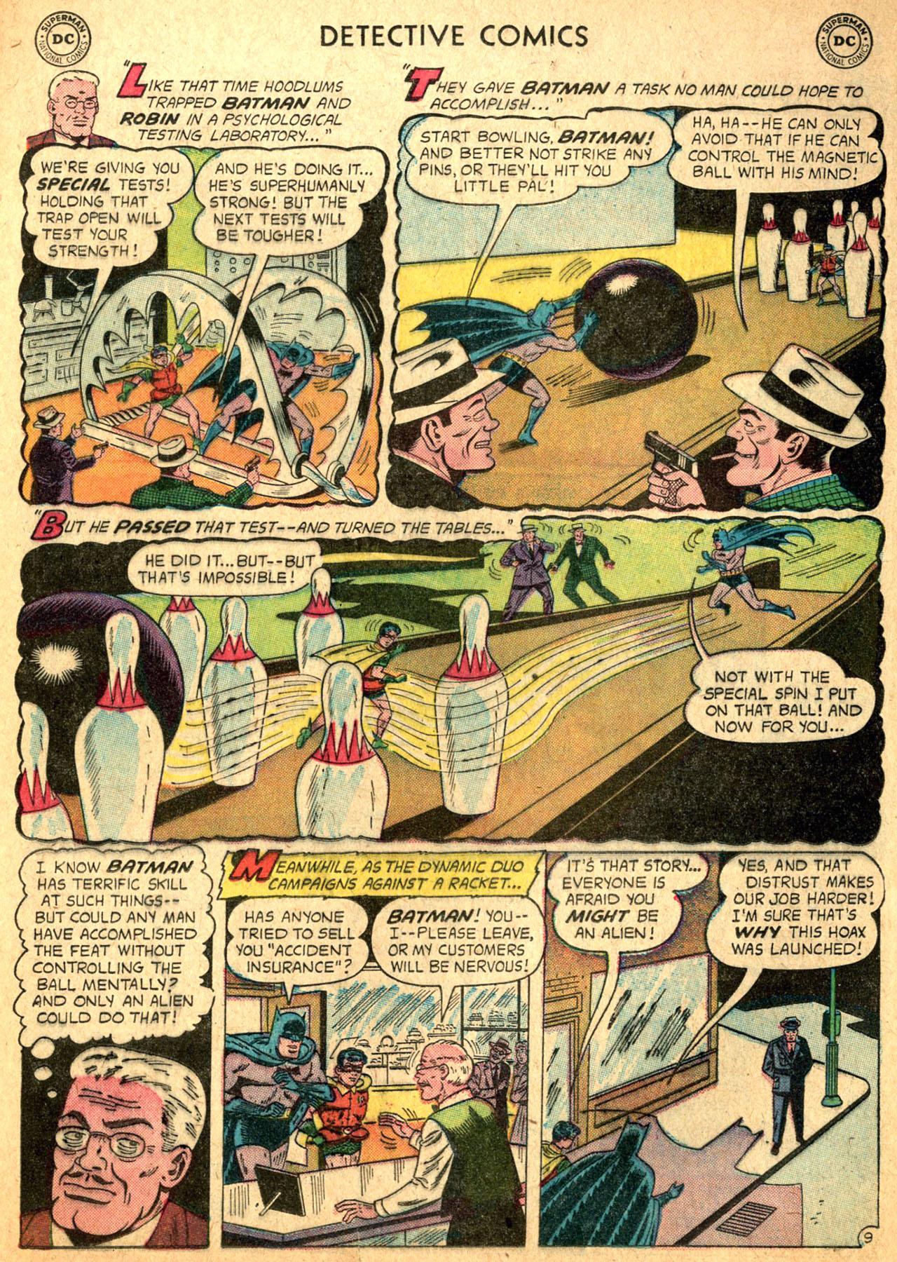 Detective Comics (1937) 251 Page 10