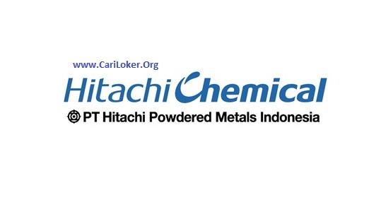 Loker Terberu Operator produksi PT Hitachi Powdered Metals Indonesia 2018