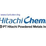 Loker Terberu Operator produksi PT Hitachi Powdered Metals Indonesia 2020