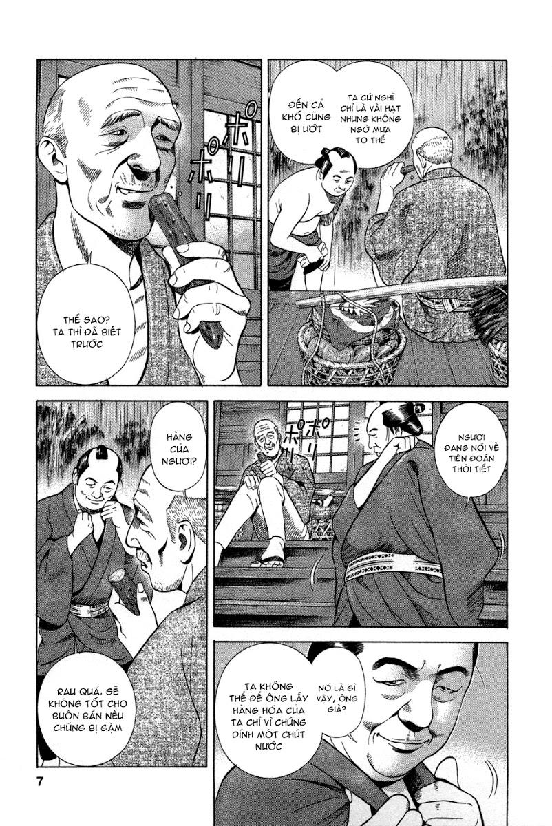 Yamikagishi chap 9 trang 10