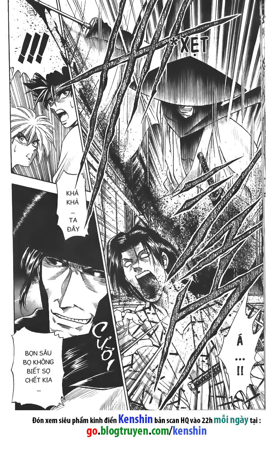 Rurouni Kenshin chap 9 trang 21