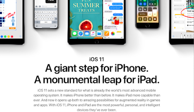 Download iOS 11 for iPhone, iPad and iPod touch