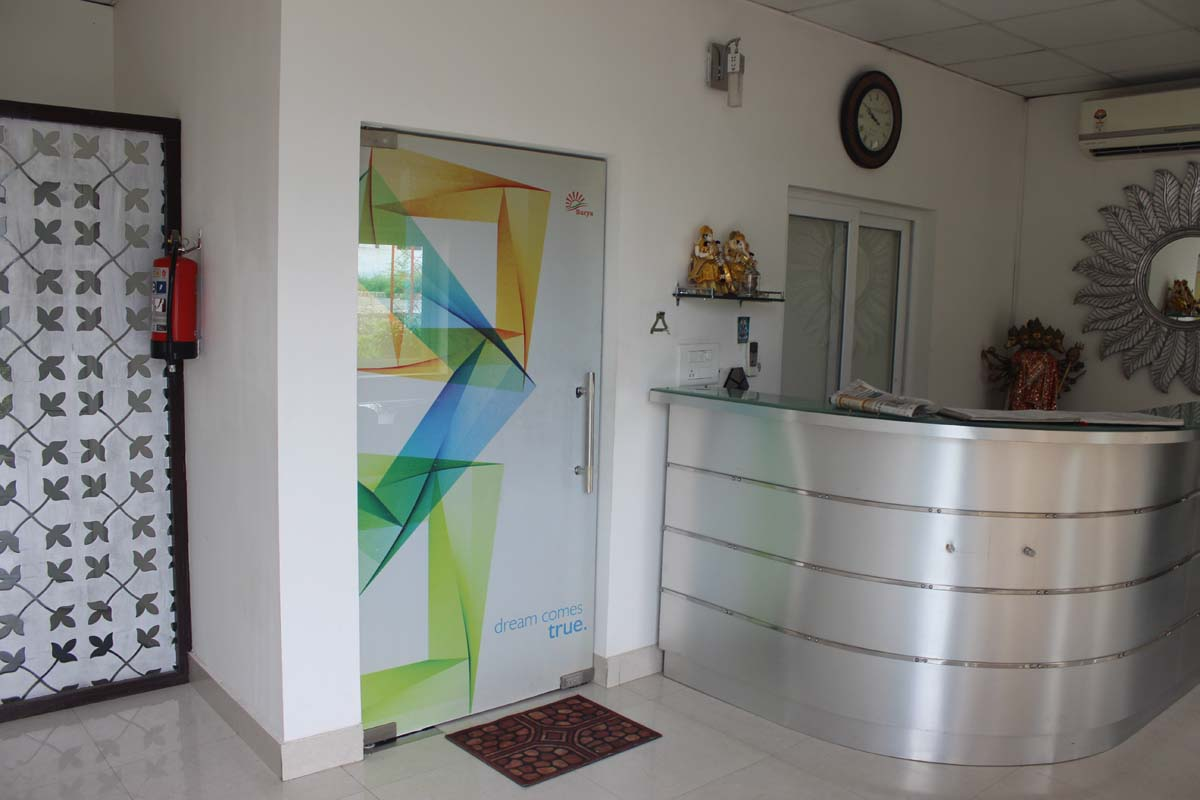 Sumit pundeer freelance graphic designer glass for Office main door design