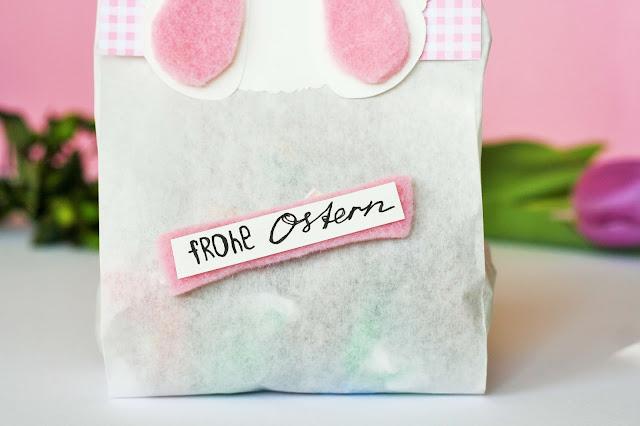 Ostergeschenke kreativ verpacken