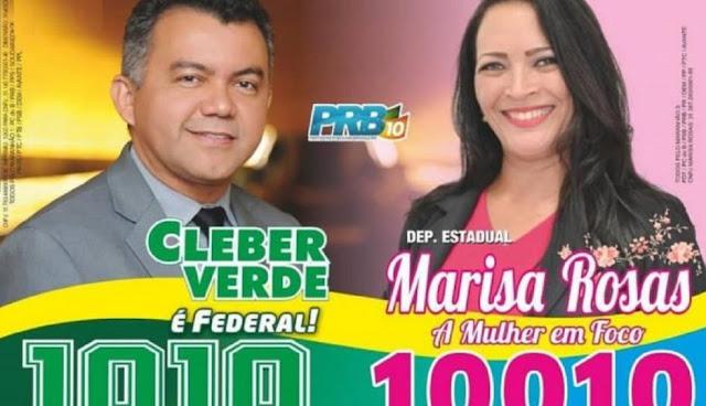 Procurador Regional Eleitoral abre pente-fino em contas de suposta candidata laranja do PRB!!!