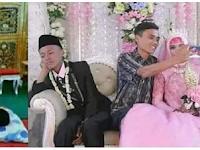 Momen Kocak Saat Mantan Datang ke Pernikahan, Sedih tapi Bikin Ngakak