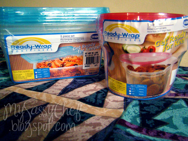 Freezer Proof Recyclable Food Containers