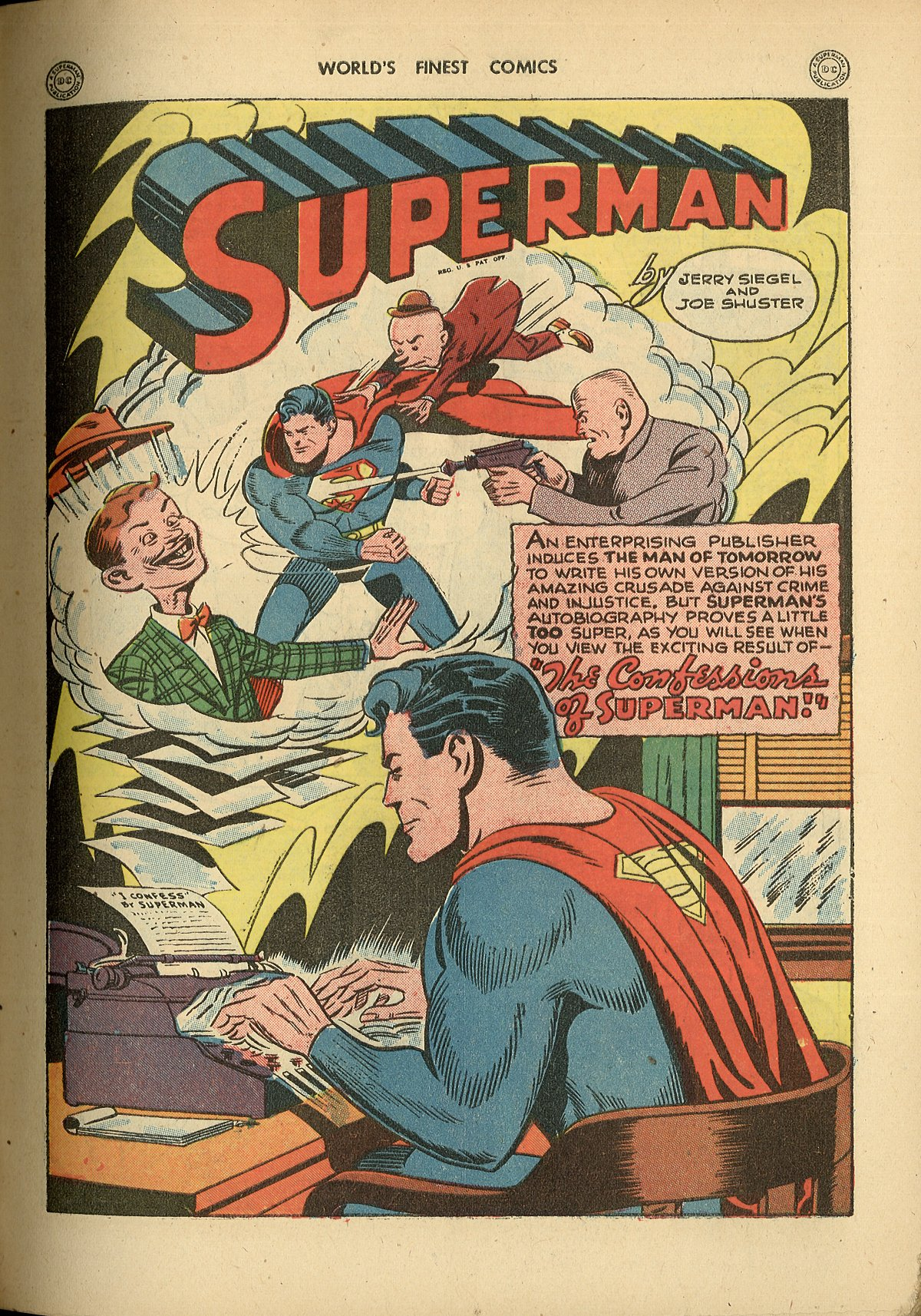 Read online World's Finest Comics comic -  Issue #26 - 3