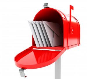 Communication papier ou imprimerie, publicité - Boite au lettre