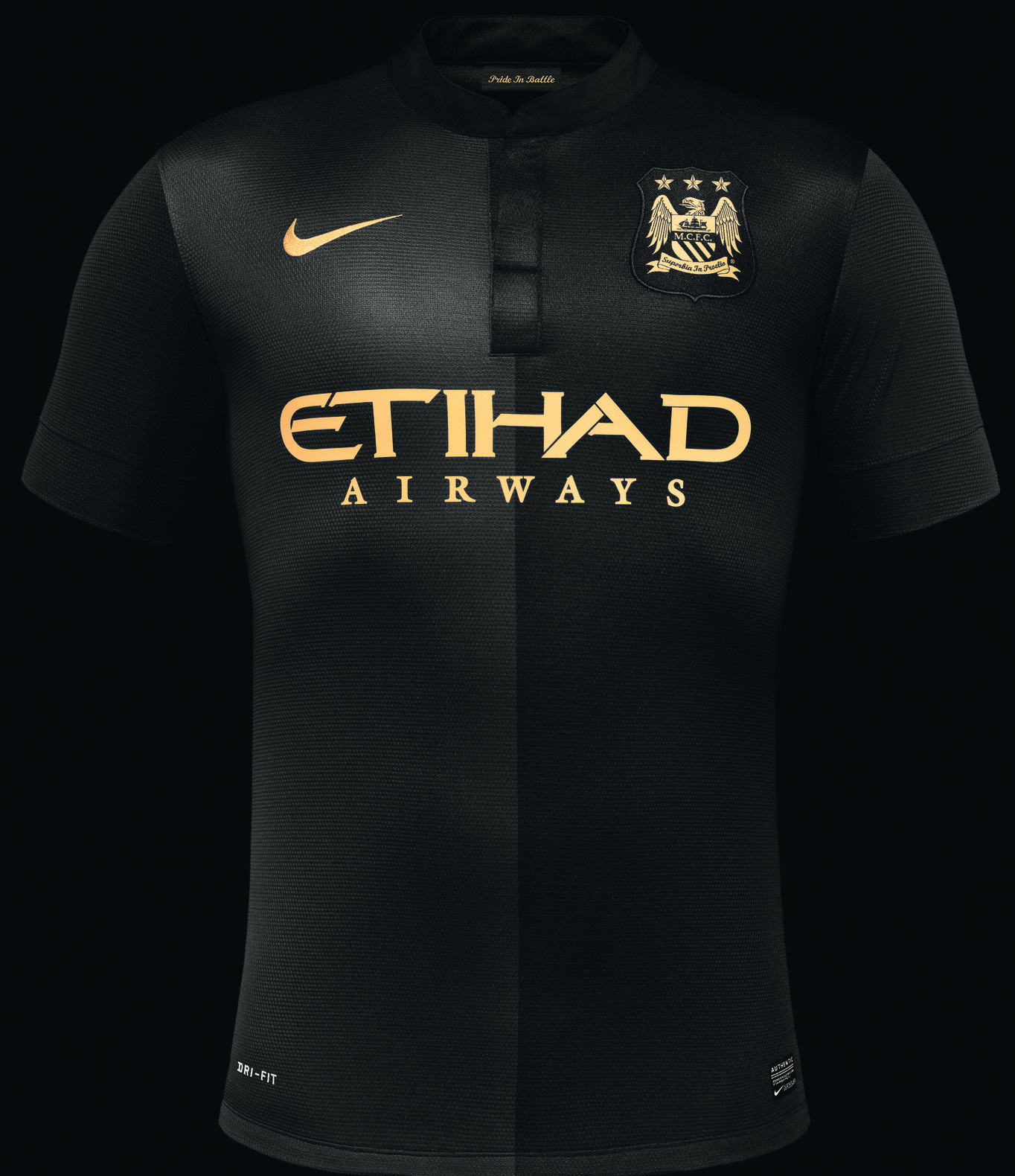 Nike Manchester City 13-14 (2013-14) Home and Away Kits ...