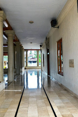 Manonjaya Great Mosque through my Phone Camera