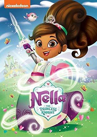 Nella, uma Princesa Corajosa Dublado