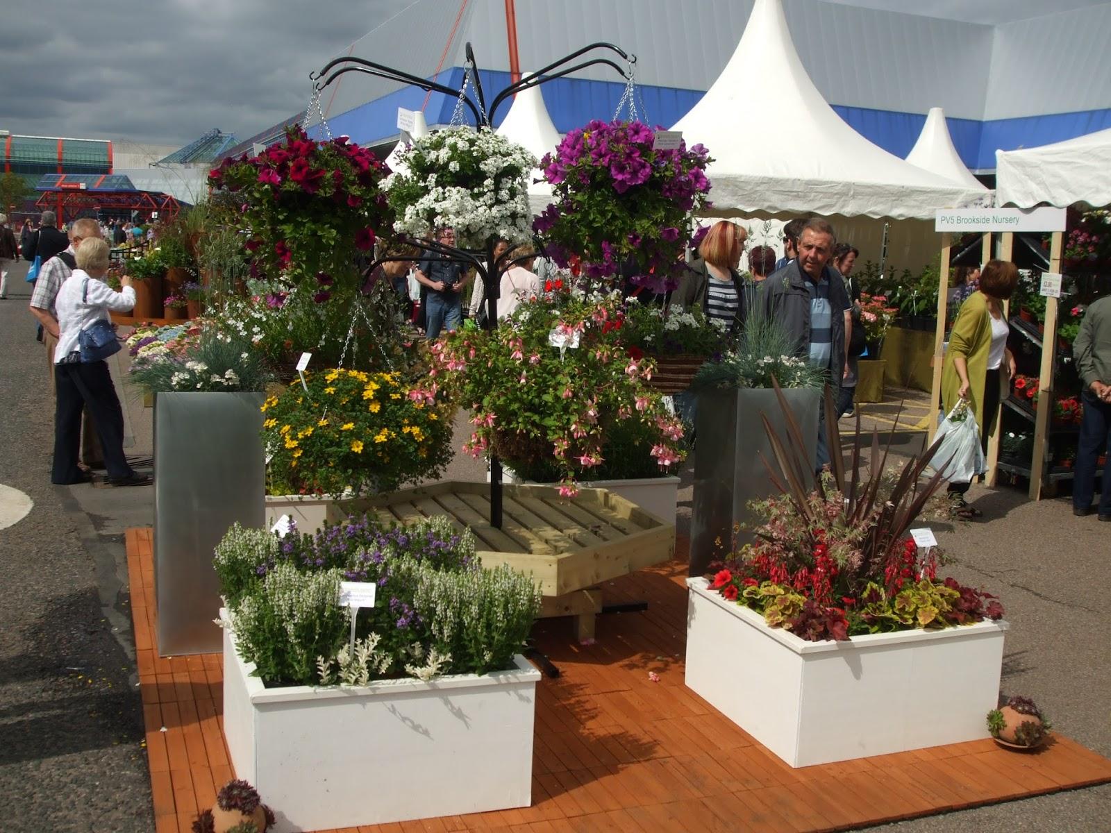 The Naked Gardener: BBC GARDENERS WORLD SHOW - NEC Birmingham - June ...