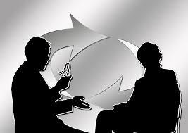 Rearrange the utterances into a good dialogue