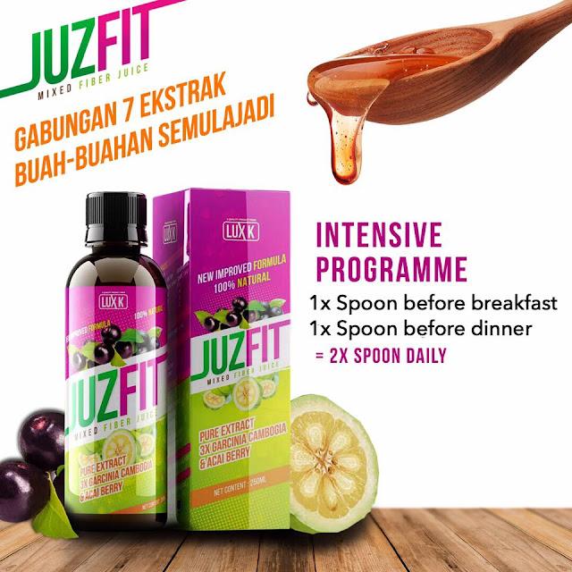 JuzFit Mixed Fiber Juice