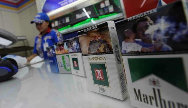 Isu Harga Rokok Rp50 Ribu Resahkan Pedagang Asongan