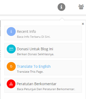 Cara Membuat Notice Box Info Di Blog Responsive