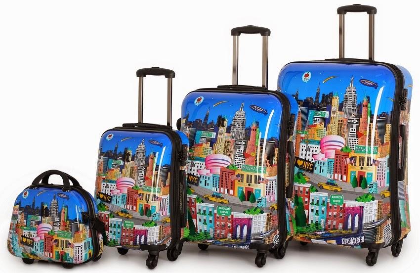 Onde comprar malas em Nova York