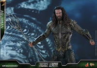 Galería fotográfica de Aquaman de Justice League - Hot Toys