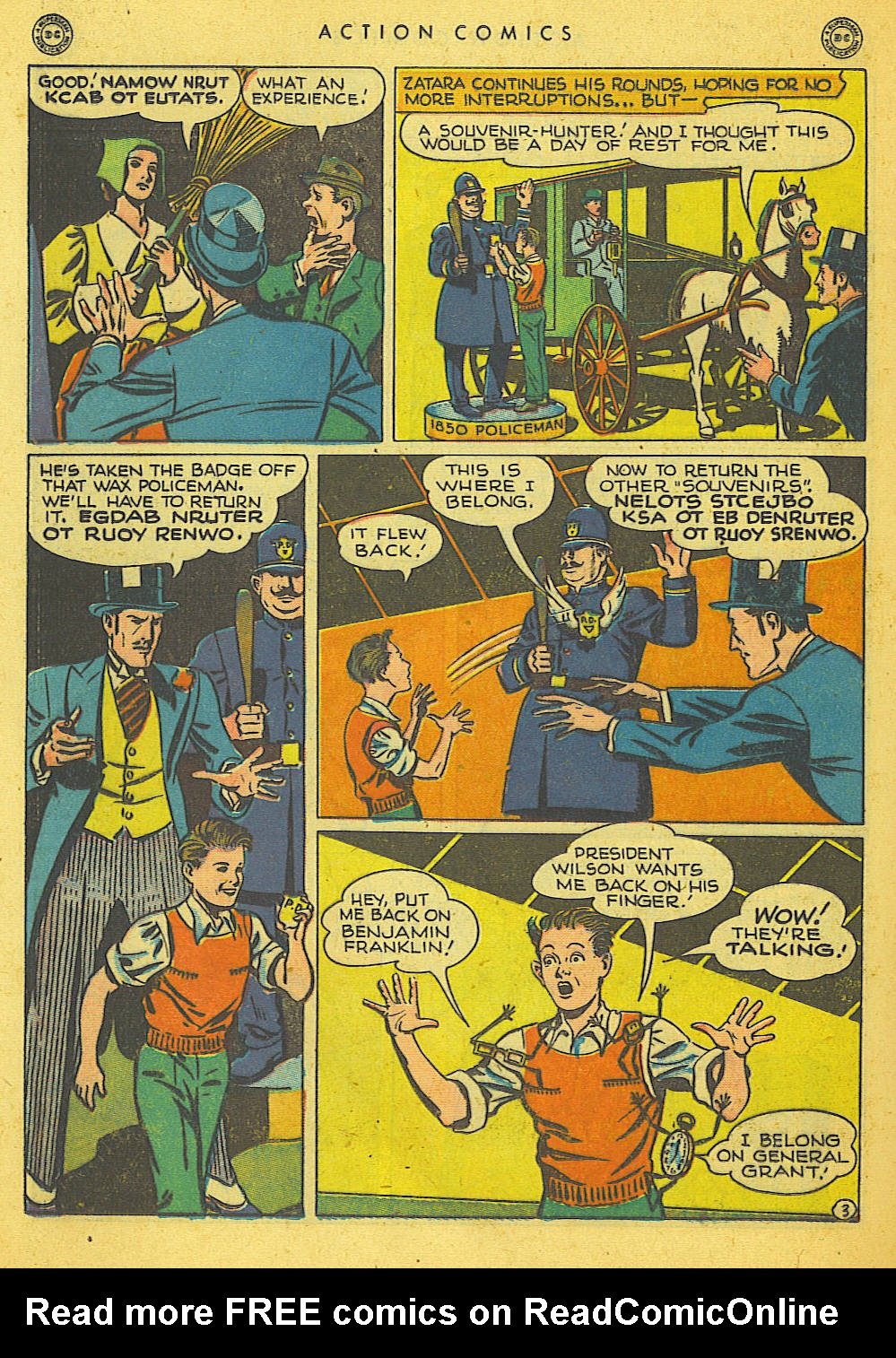 Action Comics (1938) 121 Page 26