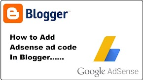 2 Ways On How to Install Adsense Ads Code on Blog