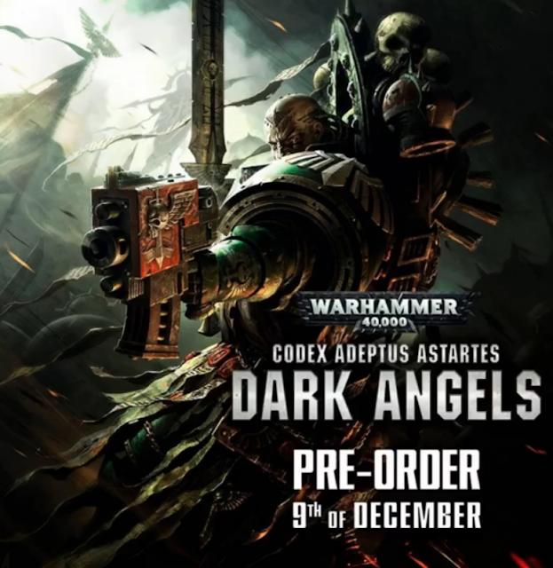 Códex Dark Angels