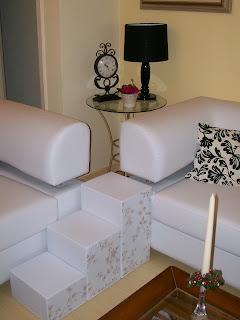 escada cama box