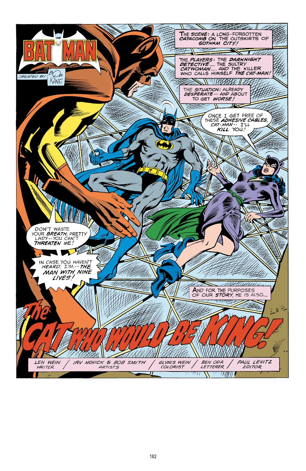 Read online Catwoman: A Celebration of 75 Years comic -  Issue # TPB (Part 2) - 83