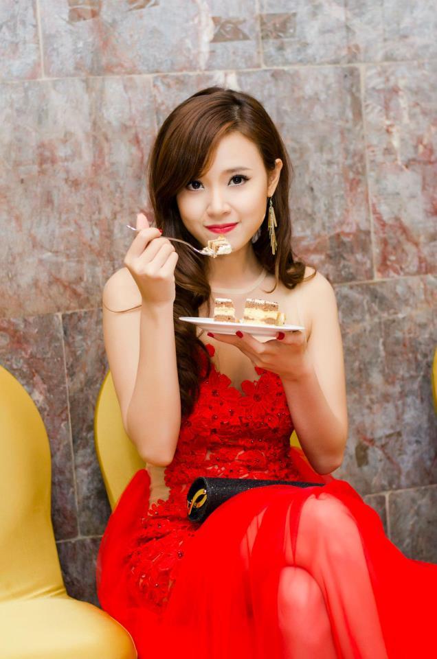 Hình ảnh hot girl Midu mới nhất 2013, anh hot girl Midu