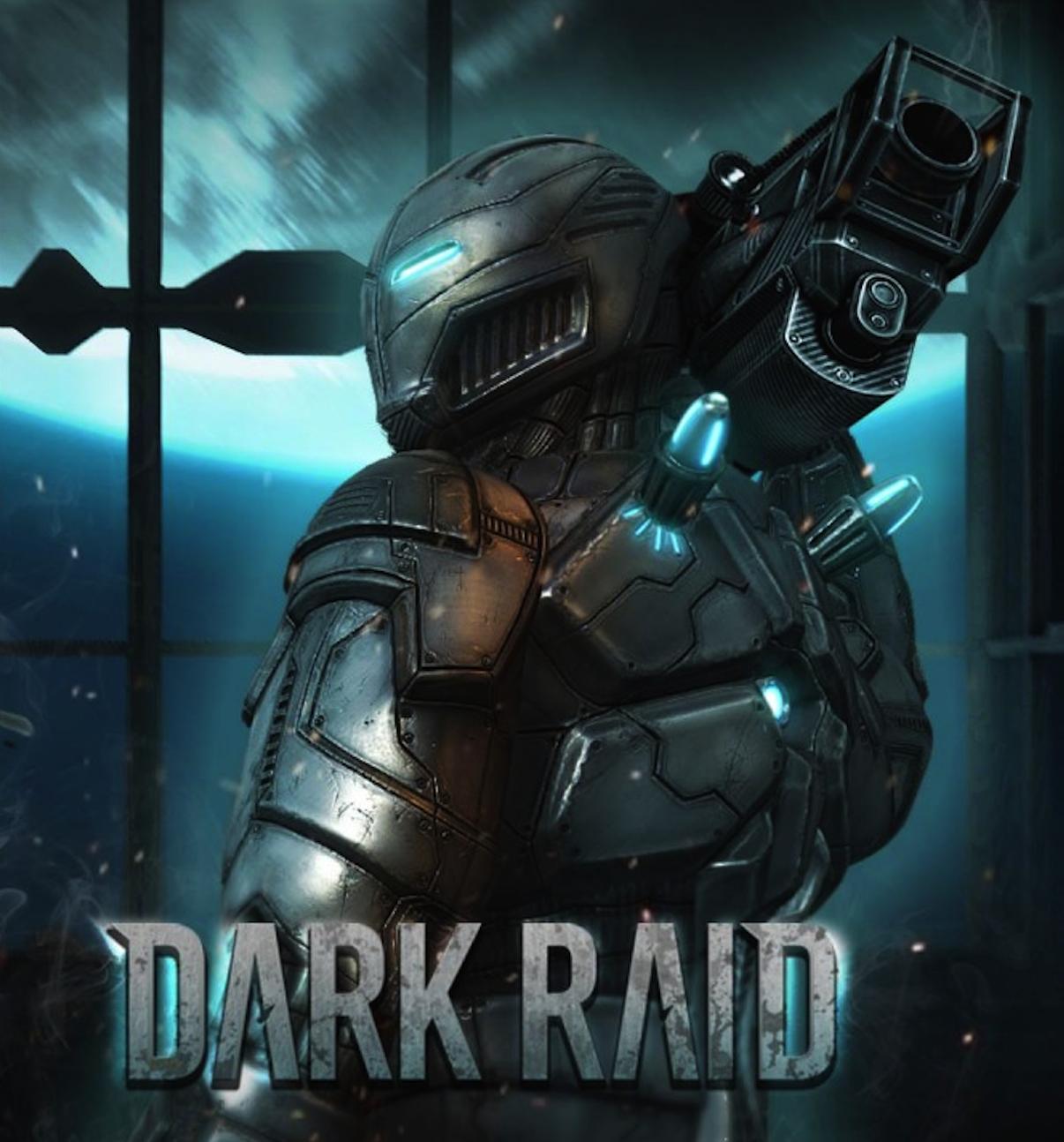 Cover Caratula Dark Raid Full PC ESPAÑOL Descargar