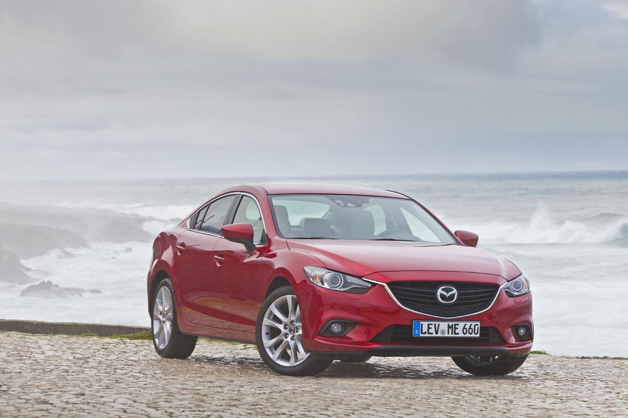 Road Test: Mazda 6 2.2 SkyActiv-D 150 Sport | Owner Manual PDF