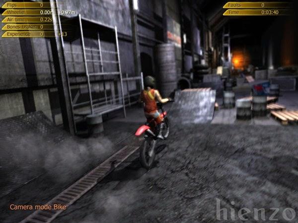Trials 2 PC Gameplay
