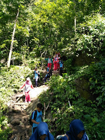 Jalan-jalan ke Pereng Kuning Banyubiru Ambarawa