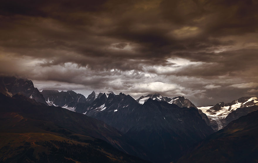 omorfos-kosmos.gr - Πανέμορφες εικόνες από τα Γεωργιανά Όρη