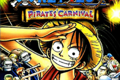 Free Download Game One Piece Pirates Carnival for Computer PC or Laptop