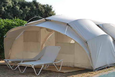 Ctents luxury tents comfortable inside and outside