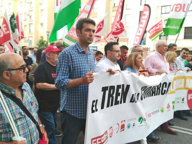 Joaquín Bellido, coordinador nacional de Andalucía Por Sí