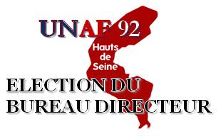 Unaf 92 actualit s le nouveau bureau directeur de votre - Bureau du directeur general des elections ...