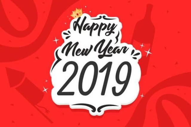 2019 New Year Status Awesome