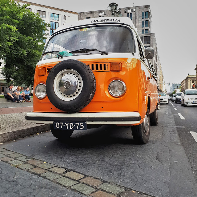 Berlin Bulli Tour Potsdamer platz