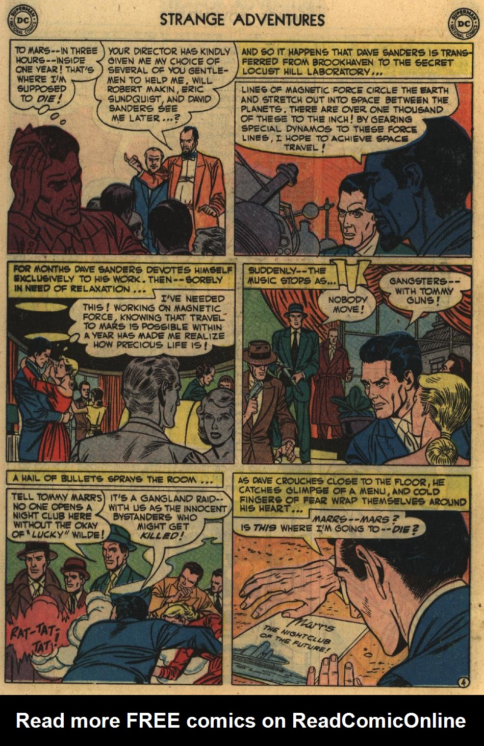 Strange Adventures (1950) issue 11 - Page 30