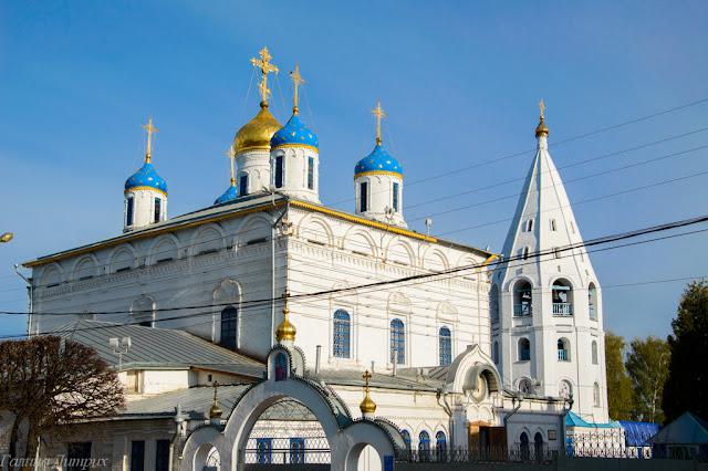 Введенский собор Чебоксары