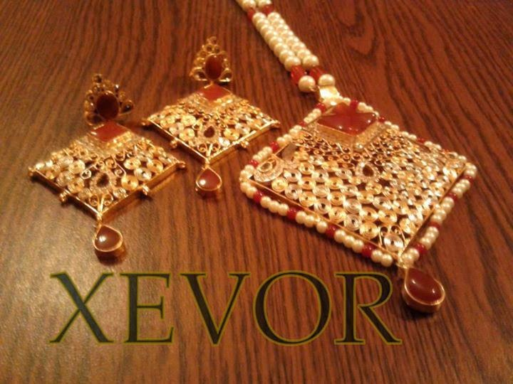 new jewellery collection for young girls by xevor from
