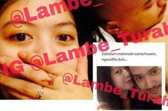 Beredar Foto Hot Husein Alatas Lagi Indehoy Dengan Cewek Hebohkan Netizen
