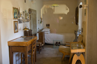 Padre Pio's cell at the San Giovanni Rotondo friary