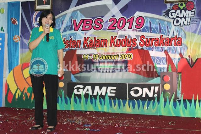 VBS SD Kristen Kalam Kudus Surakarta Day 5